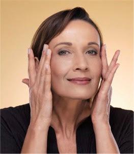 Улучшение кожи лица после 50-ти