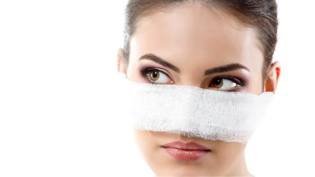 Операции на сломанном носе